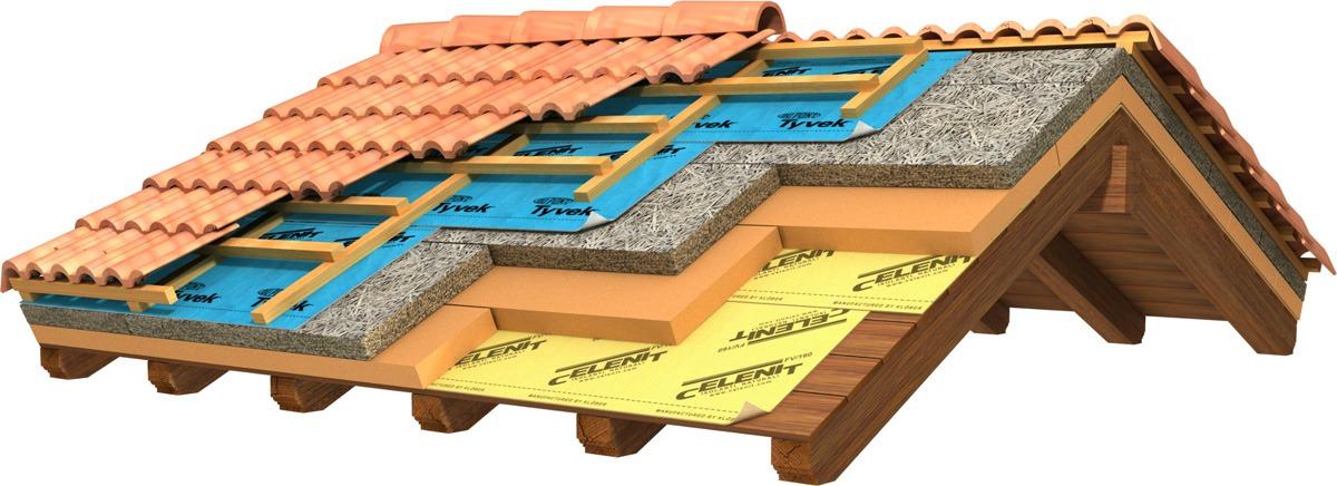 Superbonus per rifare il tetto: pro e contro della ventilazione