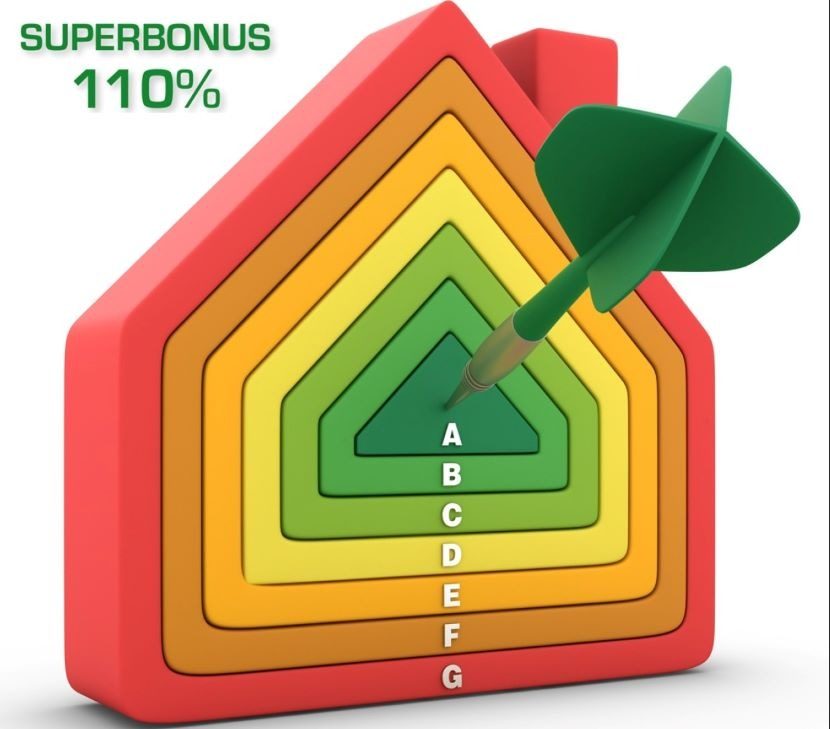 Superbonus 110%, proroga al 2022 e nuovi beneficiari
